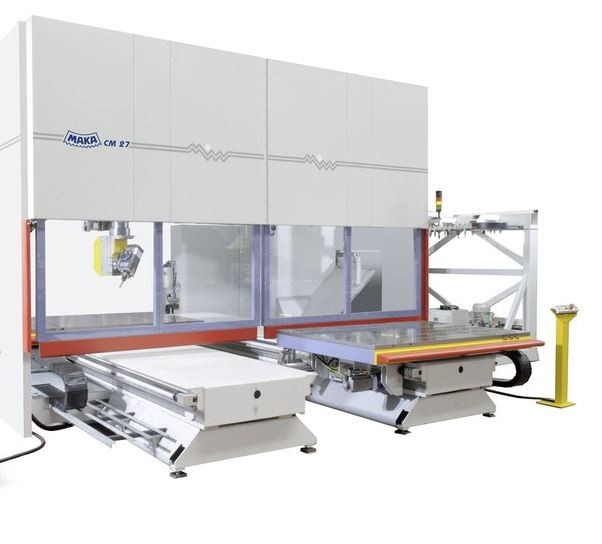CM 27 - CENTRE D'USINAGE CNC 5 AXES