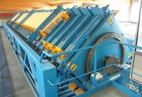 PRESSE LAMELLE-COLLE ROTOPRESS