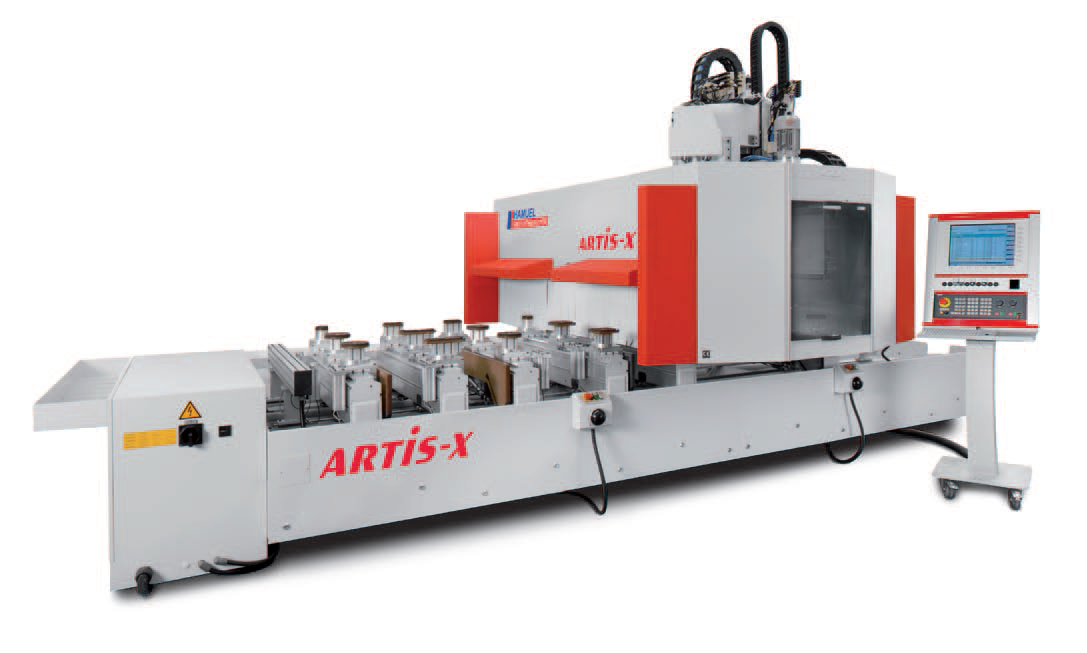 ARTIS - CENTRE D'USINAGE CNC 5 AXES