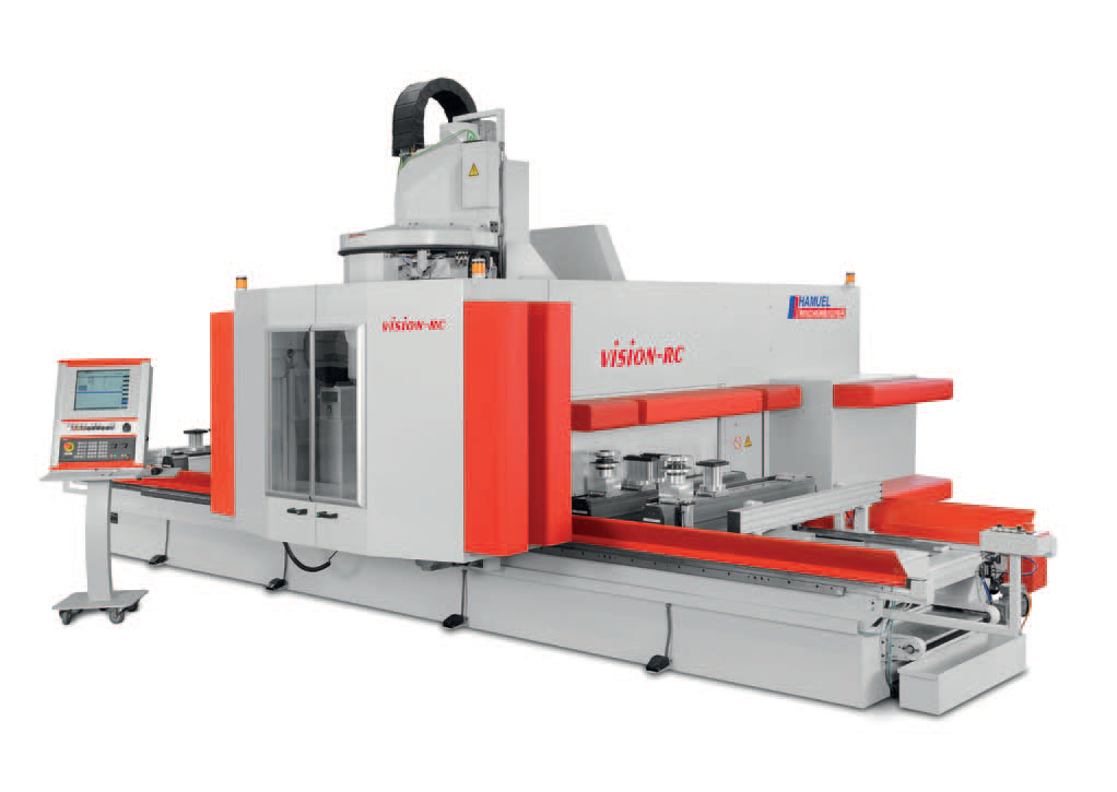 VISION RC - CENTRE D'USINAGE CNC 5 AXES