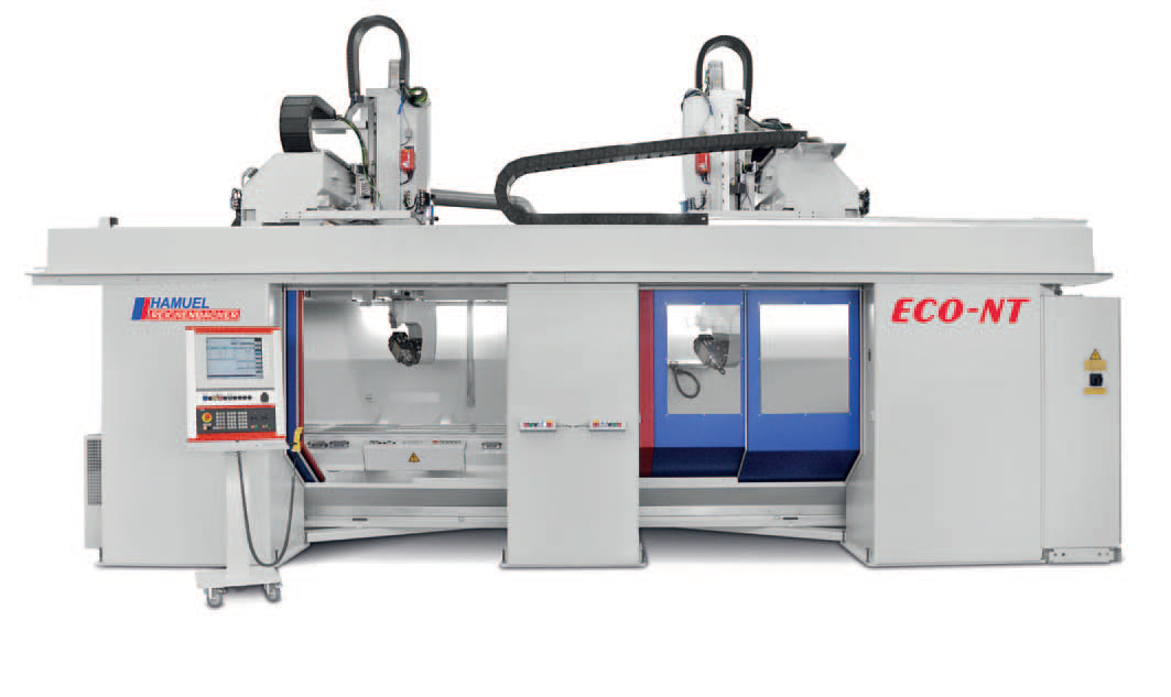 ECO-NT - CENTRE D'USINAGE CNC 5 AXES