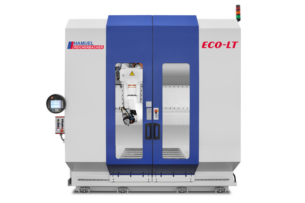 ECO-LT - CENTRE D'USINAGE CNC 5 AXES