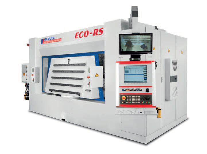 ECO-RS - CENTRE D'USINAGE CNC 5 AXES